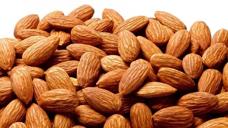 It takes how much water to grow an almond?! | HumanGeo@Parrish | Scoop.it