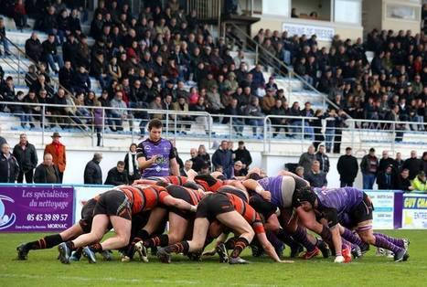 Tout le monde à Chanzy ce dimanche pour Suresnes ! | mon rugby à moi | Scoop.it