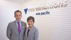 The Aquaculturists: 17/07/2015: VNU Exhibitions Asia Pacific announces new General Manager   Global Aquaculture News & Events   Scoop.it