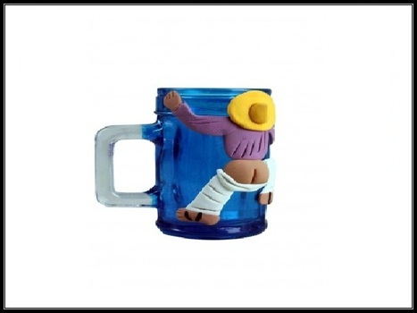 MINI BEER MUG WITH PANCHO   Furniture and Home Decor   Scoop.it
