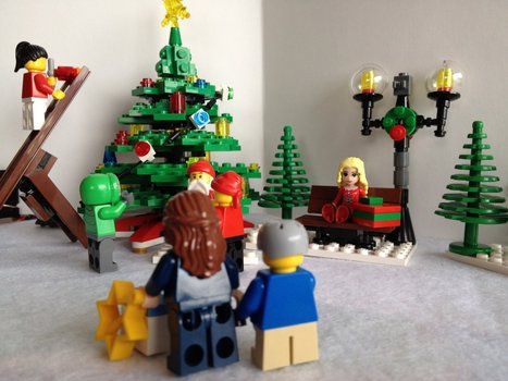 My Half-Jewish Child Wants Christmas. I Don't, Anymore. | Jewish Education Around the World | Scoop.it