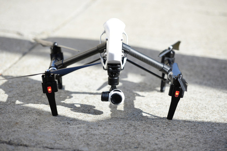 Hands-On With DJI's New Inspire One Transforming Drone | Robots and Robotics | Scoop.it