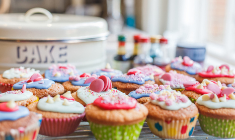 10 vegan cupcake recipes for National Cupcake Week   Vegan Food   Scoop.it
