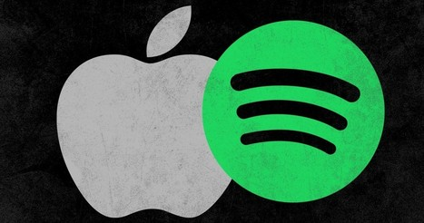 A Short History of the Spotify–Apple Music Beef – The Ringer | Business Video Directory | Scoop.it