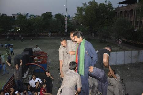 Imran Khan Address Nation After Injuries   Educations Update News   Scoop.it