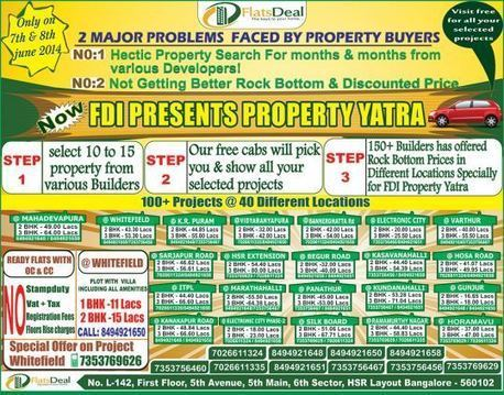 Flats Deal Property Yatra - An Exceptional way to buy your Dream Home | PRLog | FlatsDeal | Scoop.it