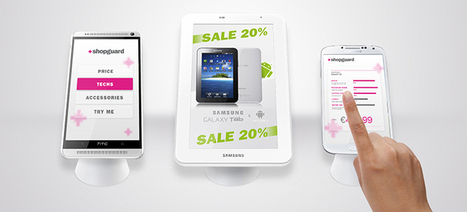 App that turns your mobiles and tablets into instore media tool | shopsecurity | Scoop.it