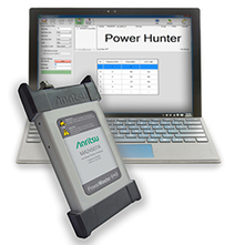 Anritsu's Smartphone-Sized Power Analyzer