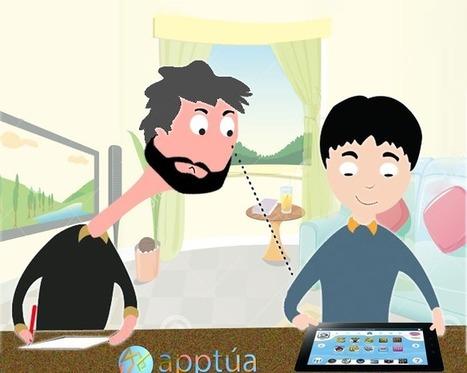 ¿A qué edad se le debe dar un móvil a un niño? | Apptúa | TIC y METODOLOGÍA | Scoop.it
