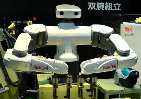 4 Robotics Trends from the International Robot Exhibition 2013 - IEEE Spectrum | Robolution Capital | Scoop.it