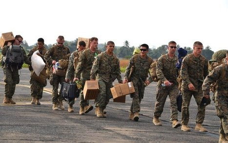 U.S. Soldiers Get Just Four Hours of Ebola Training | Upsetment | Scoop.it