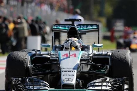 F1 Italian Grand Prix: Mercedes rubbish tyre pressure conspiracy theories - crash.net | F 1 | Scoop.it