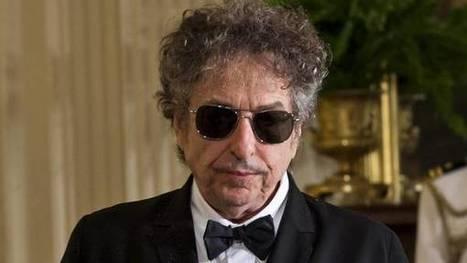 Sorpresa mundial por el Nobel a Bob Dylan | Crónicas de Lecturas | Scoop.it