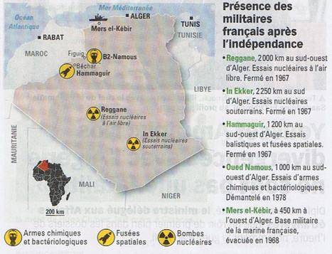 Secret d'Etat explosif | L'Algérie et la France | Scoop.it