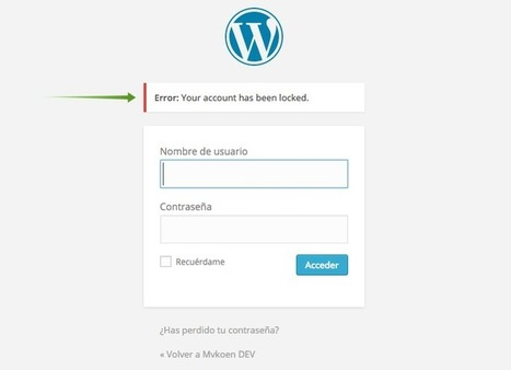 Cómo bloquear a un usuario en WordPress - Mvkoen - | Expertos en WordPress | Scoop.it