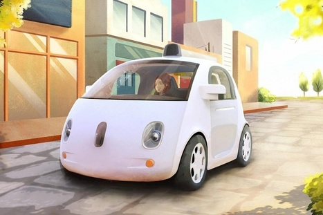 Why Self-Driving cars could cut down commuter Congestion | Automobile Technology | Scoop.it