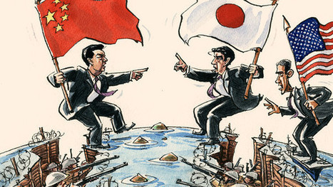 El riesgo de una nueva guerra mundial: ¿Existen paralelismos entre 1914 y 2014? | 1ªguerra mundial | Scoop.it