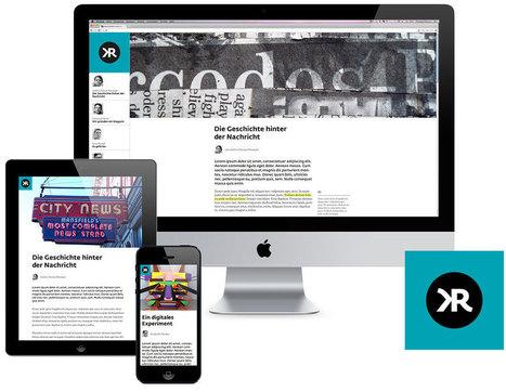 Krautreporter : lancement d'une campagne de crowdfunding pour un magazine innovant | Nouvelles pratiques journalistiques vues de Berlin | Scoop.it