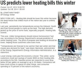 Boone Heating and Air Conditioning: Warmer Winter, Lower Heating Bills | Mountaineer Heating and Cooling | Scoop.it