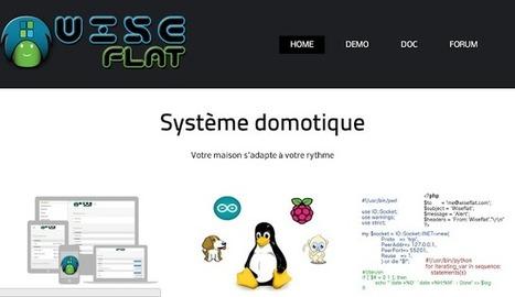 Le projet WISEFLAT | Hightech, domotique, robotique et objets connectés sur le Net | Scoop.it
