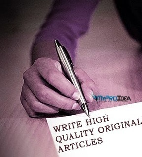 How To Write High Quality Original Articles Pseudo (Contents) | SEO Tips | Tech Blog Backlinks | Scoop.it
