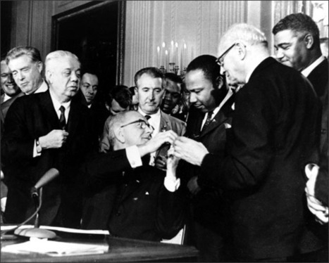 Unfinished Business: The Civil Rights Act and Education - Education Week News | RENAISSANCE Thoughts … | Scoop.it