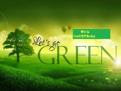 Go Green with ERP software | GOERPBABY | ERp software | Scoop.it