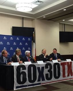 60-by-30 reach: Texas unveils higher education plan for next 15 years - Star Local Media | JRD's higher education future | Scoop.it