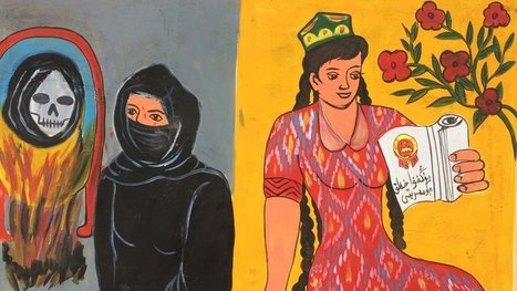 The colourful propaganda of Xinjiang | Teaching Visual Art | Scoop.it