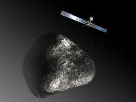 Rosetta: The beginning of the end | Fragments of Science | Scoop.it