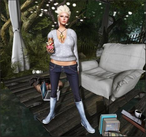 SL Freebie Addiction: Little friend   beauty   Scoop.it