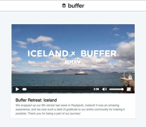 Introducing Buffer for Video: Upload Once, Share Everywhere | GooglePlus Expertise | Scoop.it