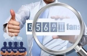 Facebook : les e-commerçants se lancent dans la course aux fans | Digital Martketing 101 | Scoop.it