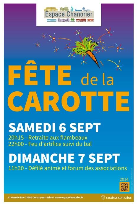 Reportage YP : La Fête de la Carotte | Espace Chanorier | Scoop.it