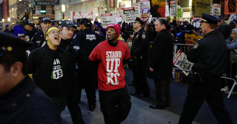 """""""Fight for $15"""" protests sweeping the country 