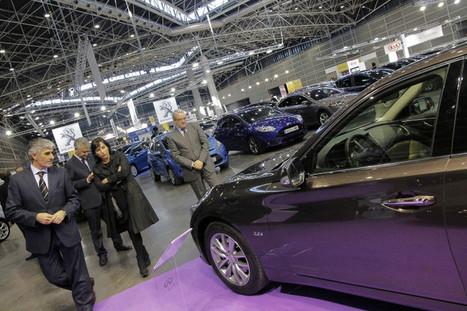 La Feria del Automóvil de Valencia estrenará las primeras unidades del nuevo Opel Corsa y Mazda CX9 | Salvador Marco - Jefe de Taller | Scoop.it