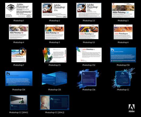 Photoshop cumple 25 años | Mundo diseño | Scoop.it