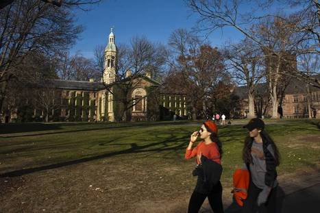 Princeton and Other Elite Colleges Critical of Accreditation Process | TRENDS IN HIGHER EDUCATION | Scoop.it