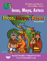 The Inca Empire - FREE presentations in PowerPoint format, interactive activities, lessons for K-12 | Ancient Civilizations | Scoop.it