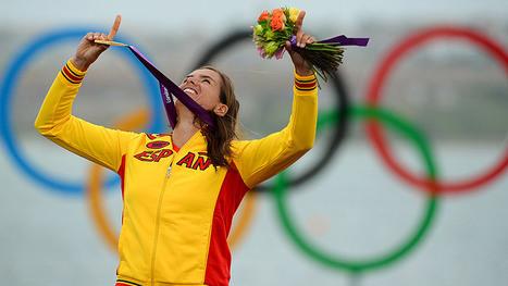 Marina Alabau, primer oro de España, Telediario  - RTVE.es A la Carta | MDV 2014 | Scoop.it