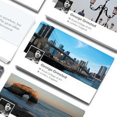 Facebook Cards Let You Take Your Timeline With You - PC Magazine | MobileandSocial | Scoop.it