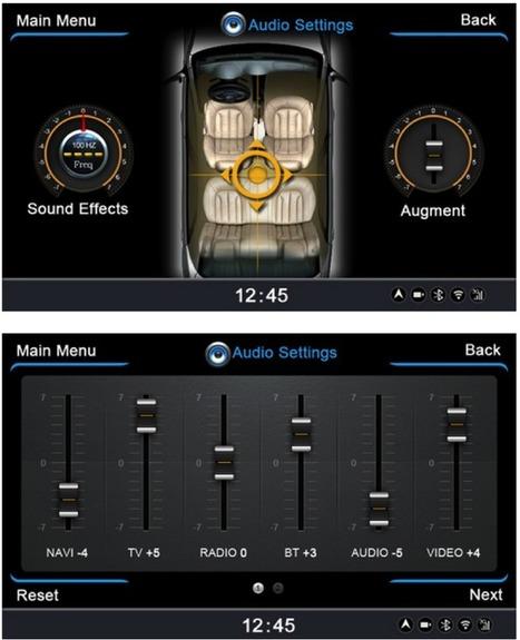 Autoradio DVD GPS Citroen C-Crosser 2007 - 2013 avec écran tactile & fonction Bluetooth 3G WIFI | Autoradio Citroen | Scoop.it