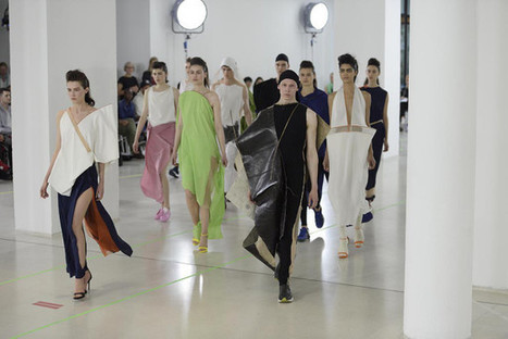 Royal College of Art Showcases 2015 Graduate Fashion Designs | Noneillah's Fashion News, Events and Celebs Music | Scoop.it