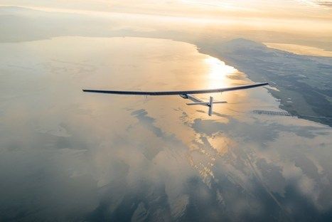 Flying a solar plane across the Pacific is about as easy as it sounds | Sustain Our Earth | Scoop.it