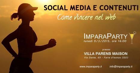 SOCIALMEDIA E CONTENUTI, COME VINCERE NEL WEB. Dal concept creativo alla social media strategy. | SPARKLING BUBBLES and MORE. | Scoop.it