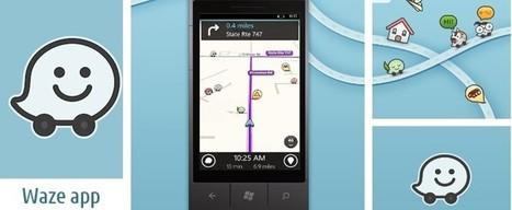 Waze Windows Phone 8 App Updates Confirm Battery Improvements | Web Development Blog, News, Articles | Scoop.it