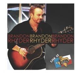 Brandon Rhyder – Live & Cookin! | Music News Nashville | Texas Music | Scoop.it