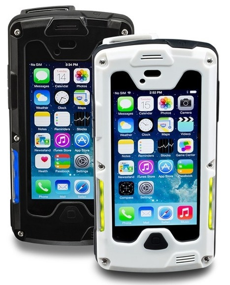Infinea X ruggedised iPhone / iPod scanner | Smart Mobile POS | Scoop.it