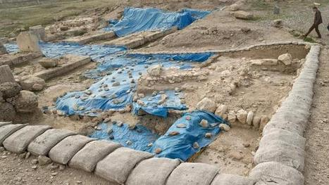 Archaeologists dig at ancient site near Syrian war | UK DETECTOR NET Latest News | Scoop.it