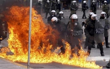 La démocratie n'existe plus en Grèce. Un ancien diplomate prédit une insurrection sociale et des manifestations sanglantes | DEPnews développement personnel | Scoop.it